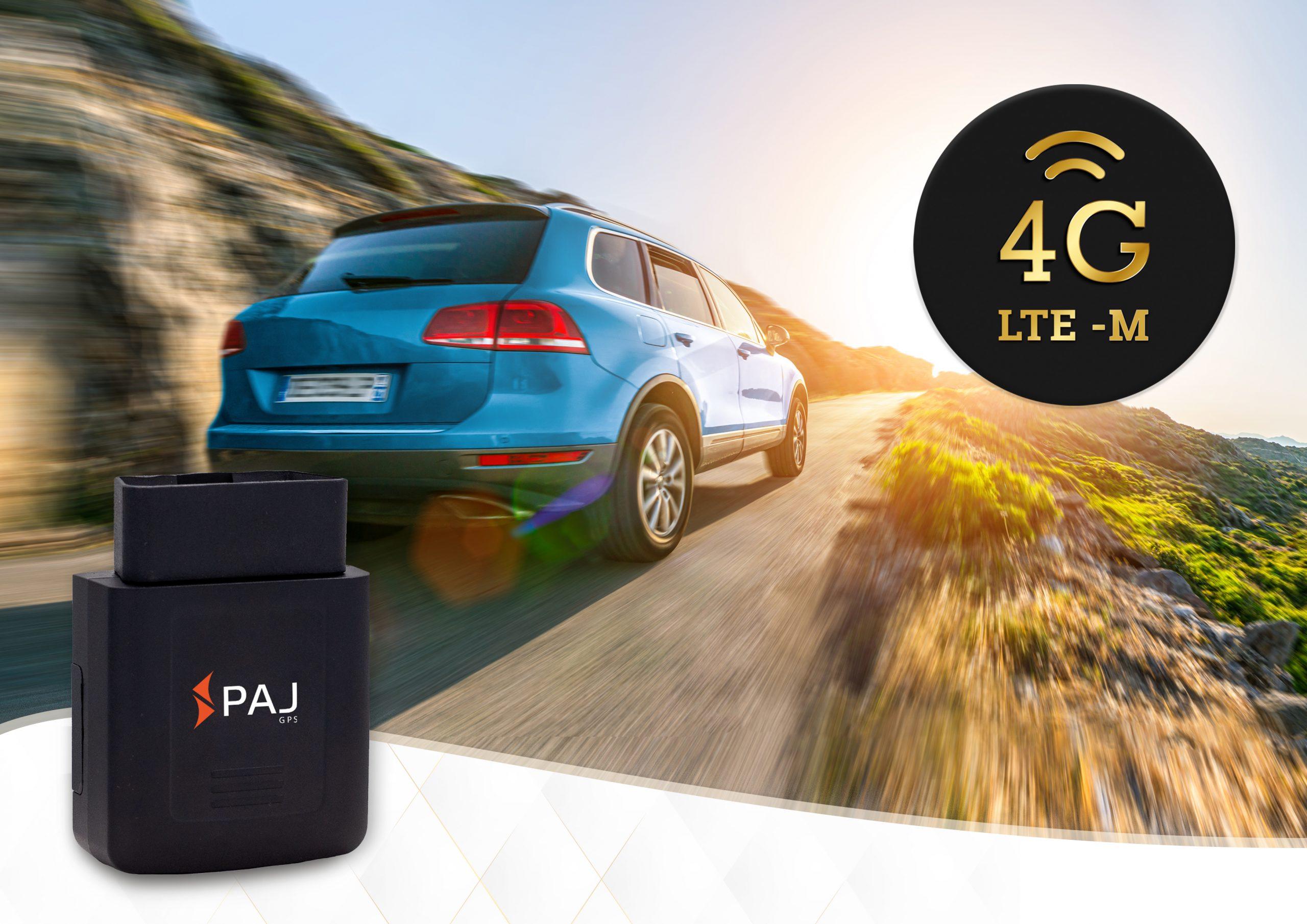 CAR OBD Finder 4G – PAJ GPS