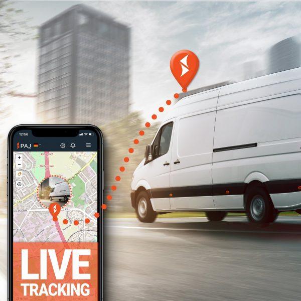 LIVE Tracking Funktion