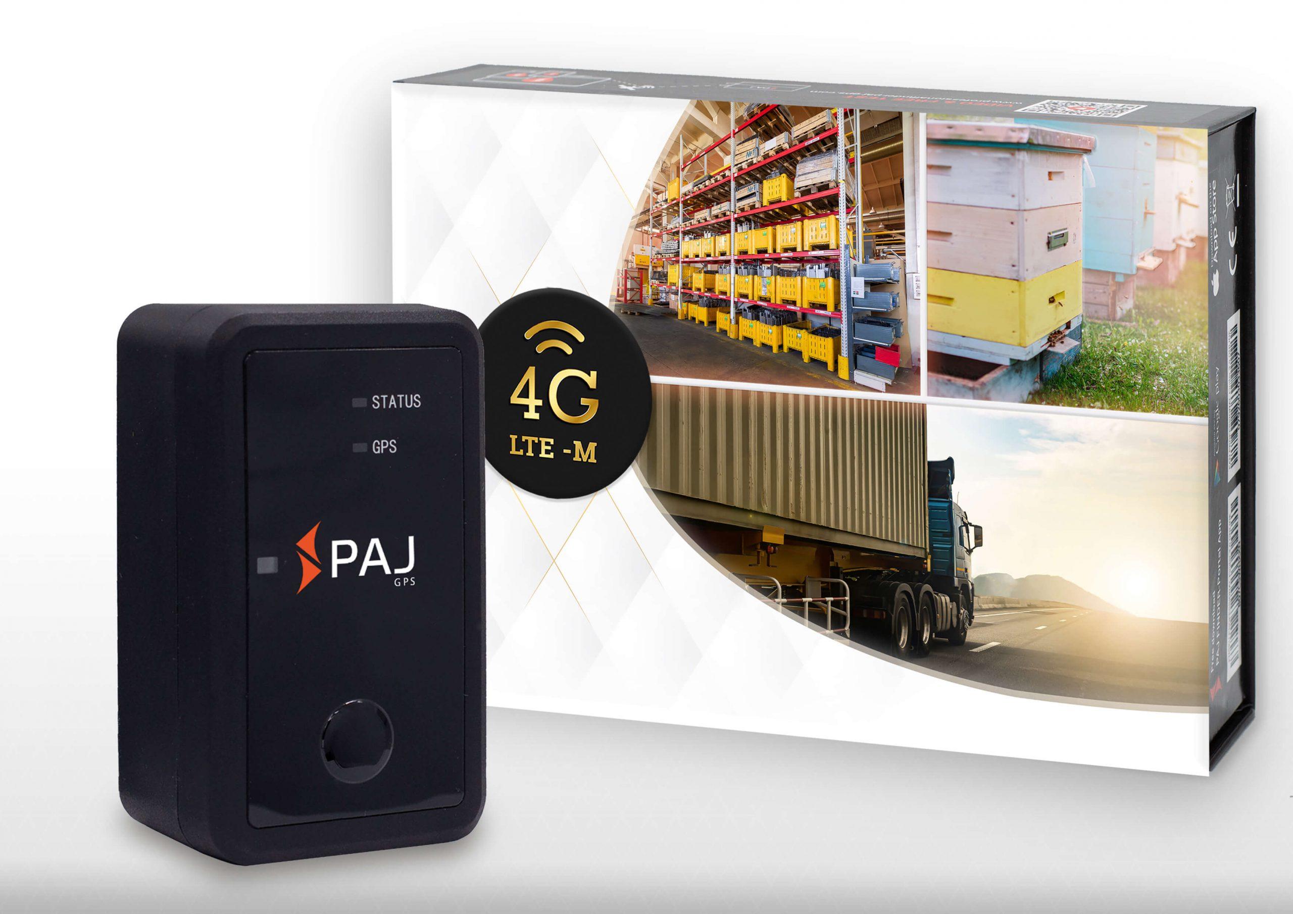 ASSET Finder 4G  – PAJ GPS