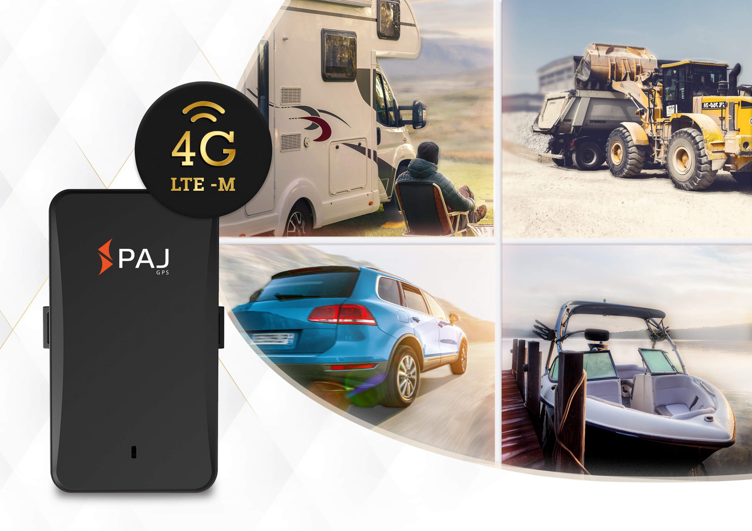 POWER Finder 4G  – PAJ GPS