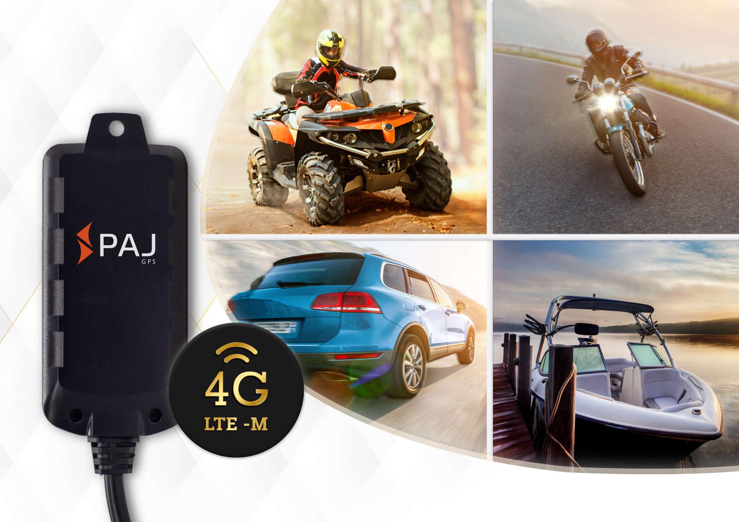 VEHCILE Finder 2.0 4G  – PAJ GPS