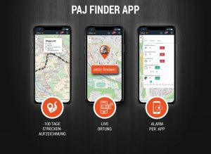 Highlights PAJ Finder App