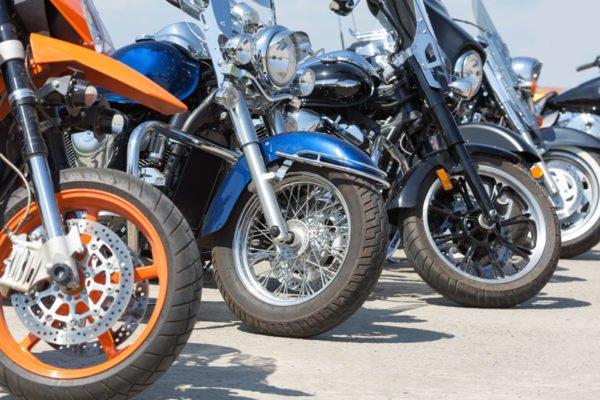 GPS-Tracker für Motorräder