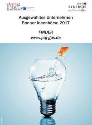 Blogtext zur Ideen-Börse Auszeichnung