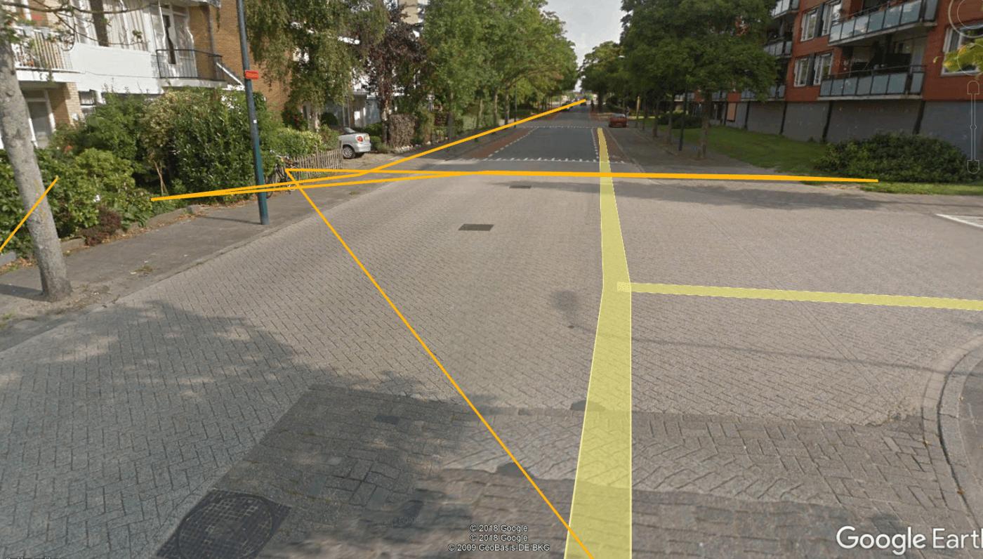 Holland Streetview Tracker