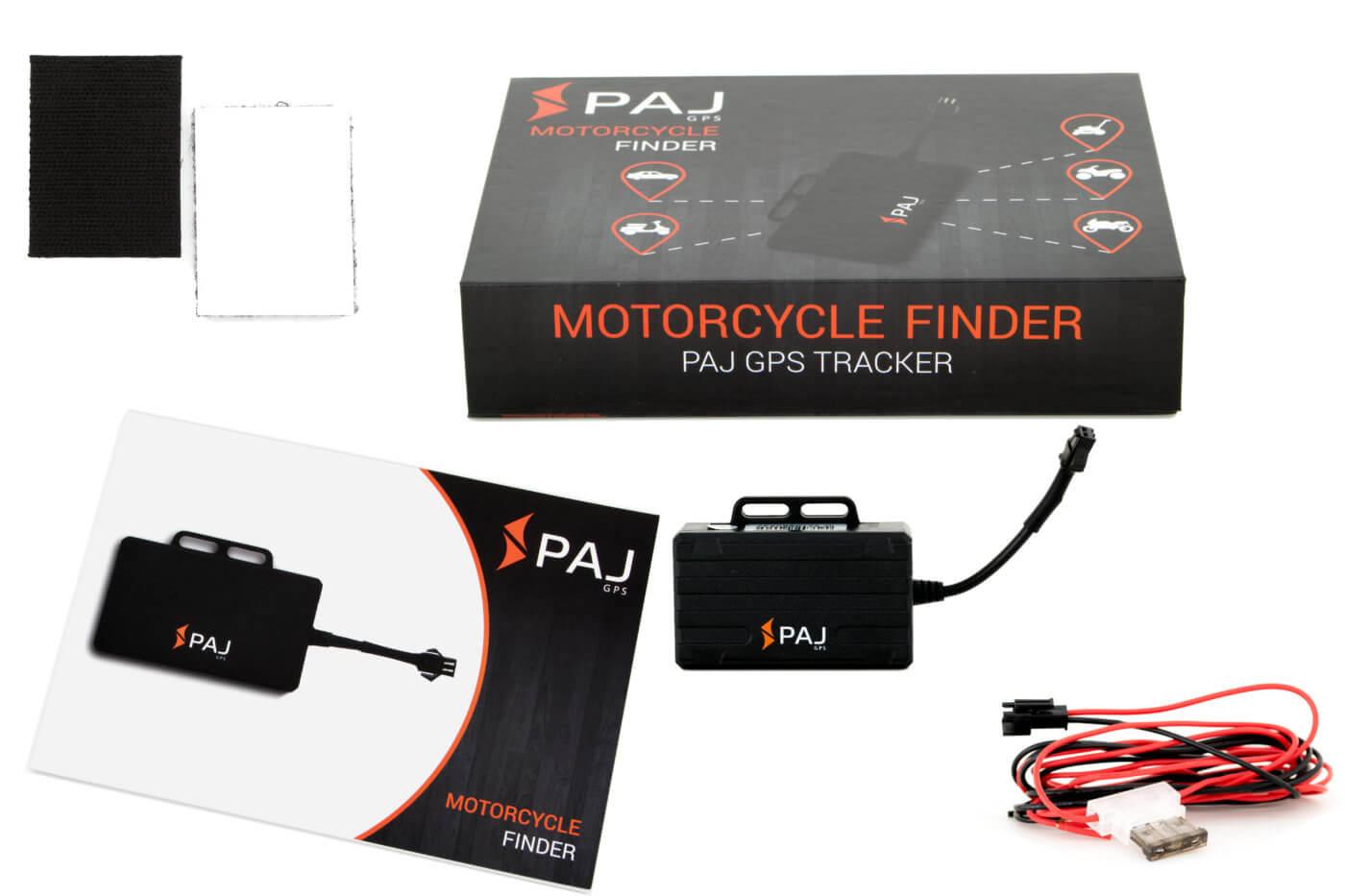 gps tracker motorrad mini peilsender paj motorcycle finder. Black Bedroom Furniture Sets. Home Design Ideas