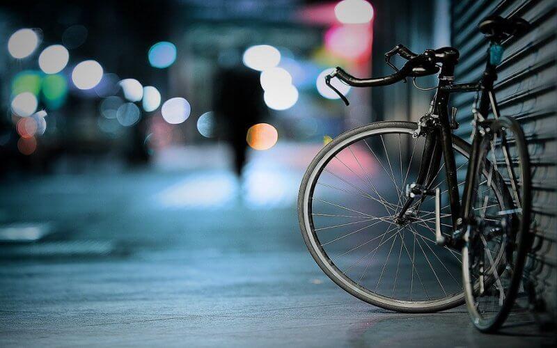 GPS Fahrradsicherung PAJ