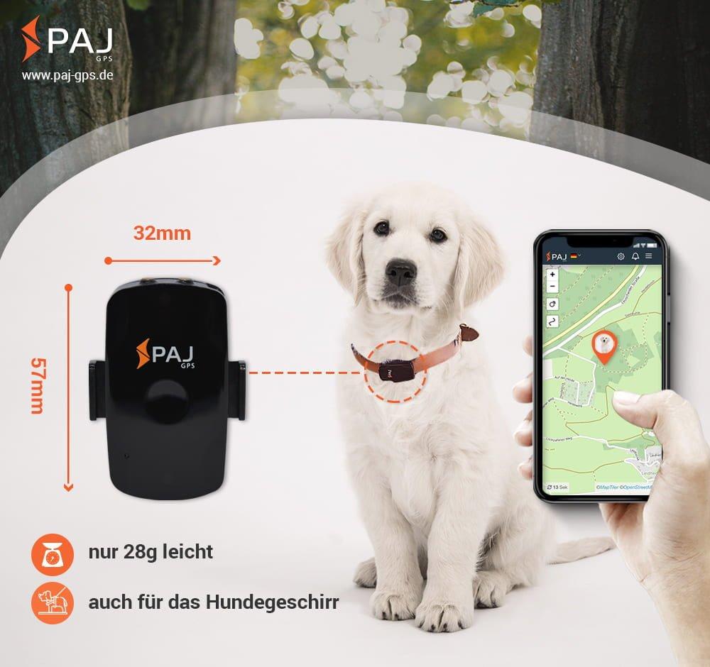 Schaubild Hund Tracker 1 - Karibu