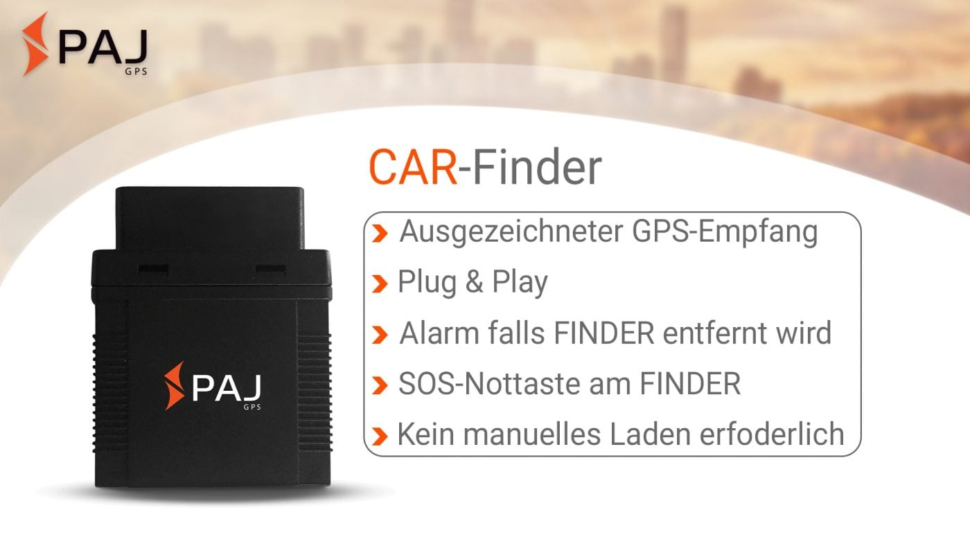 GPS Tracker; CAR Finder