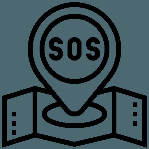 sos - Free GPS Tracker