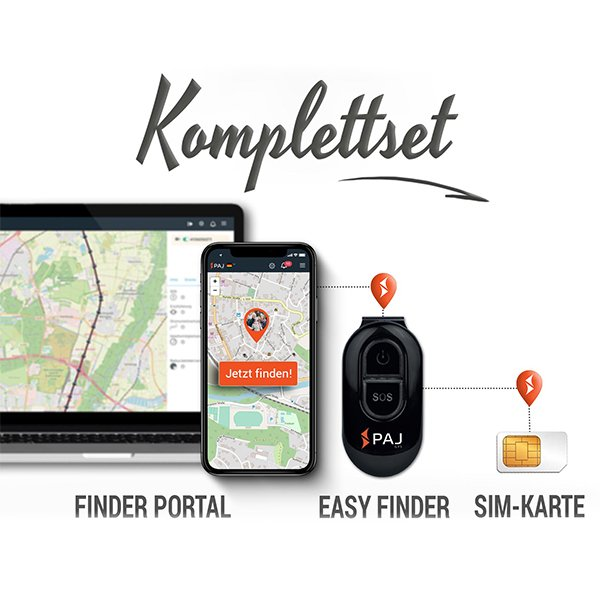 Komplettset EASY Finder