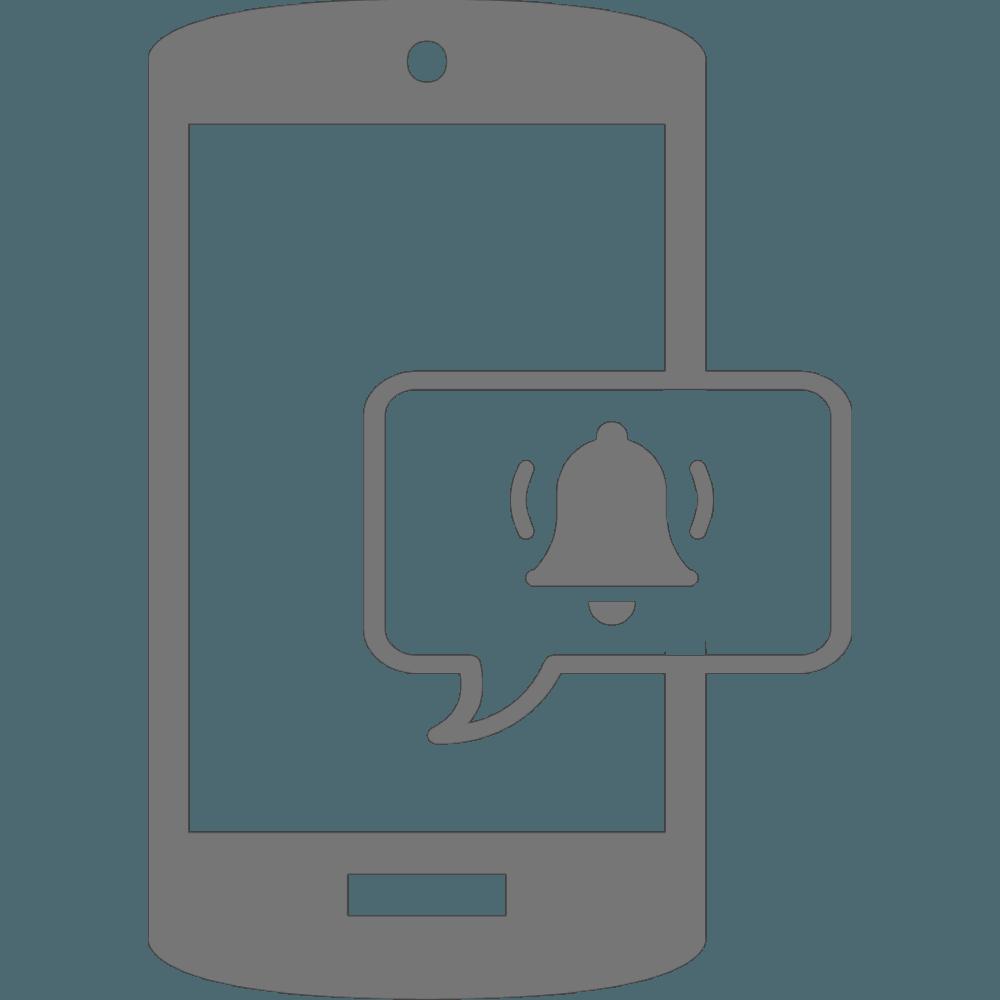 icon vorteil benachrichtigung - AG GPS-Tracker für Container