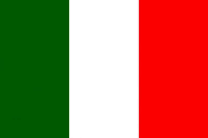 flagge italien 800x533 - Bedienungsanleitungen