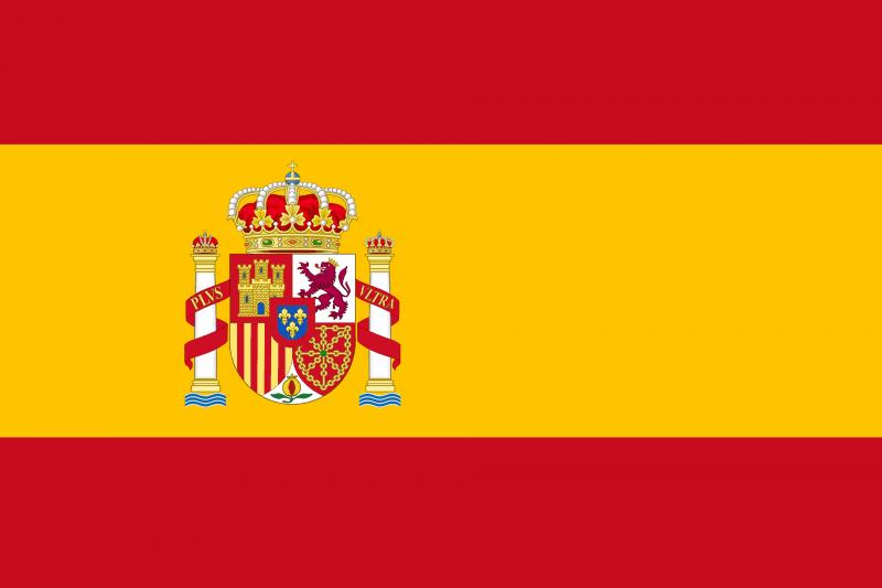 flagge spanien 800x533 - Bedienungsanleitungen