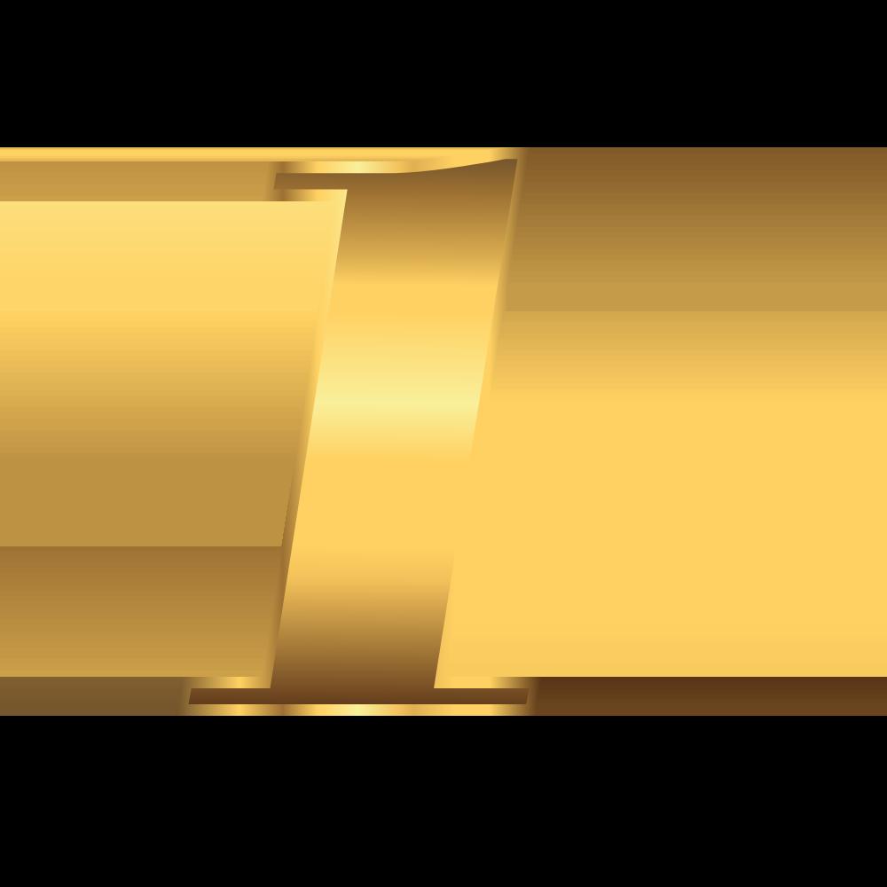 number gold 1 - LP- Beta-Test