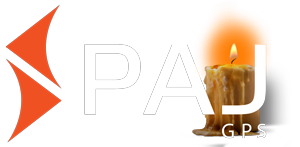 PAJ GPS Logo Halloween